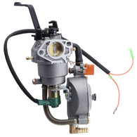 Dual Fuel LPG Conversion Kit Manual Carburetor Honda Gx390 Motors 13HP 4.5-5K