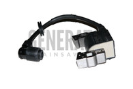 Honda Gx610 Gx620 Gx670 Ignition Coil - Left Side