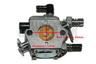 Zenoah G4500 Carburetor