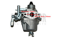 Subaru Robin NB411 Carburetor