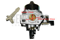 Honda Gx240 Carburetor