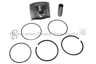 Honda Gx240 Engine Motor Piston Kit - 73mm