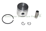 Chainsaw Husqvarna 136 137 Piston Kit 40mm