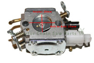 Chainsaw Husqvarna 340 345 350 351 353 Engine Motor Carburetor Carb