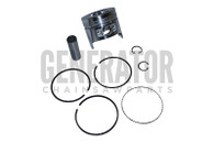 178F Yanmar L70 Diesel Engine Motor Piston Kit w Rings