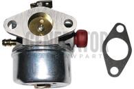 Tecumseh 640117A 640117B 640117 OHH45 OHH50 Motors Carburetor w Gasket