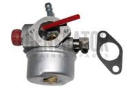 Tecumseh 640338 640274 640350 Engine Motor Carburetor w Gasket