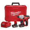 Milwaukee M12™ 1/2 SDS ROTARY HAMMER KIT W/2 XC BAT