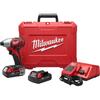 "Milwaukee M18™ ¼"" HEX IMPACT DRIVER KIT"