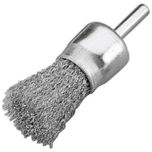 "Alfa Tools 1"" STAINLESS STEEL KNOTTED END BRUSH"