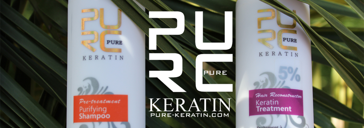 LIMITED EDITION! Purifying Shampoo & Keratin Treatment for only USD $15 - 15€ - 900 Py6