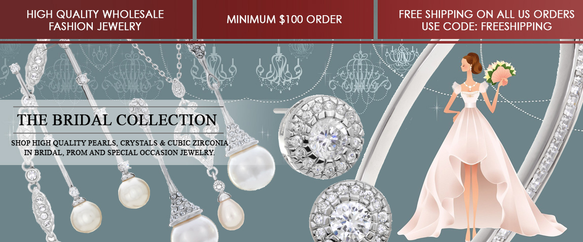 JGI Wholesale Jewelry, Wholesale Bridal Jewelry, Wholesale Prom Accessories, Wholesale Special Occasion Jewelry. Shop Now!