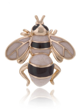 Bumble Bee Brooch Pin 81308
