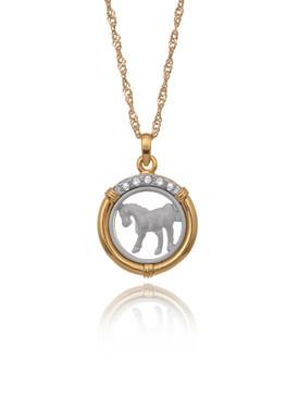 Horse Pendant - Chinese Zodiac  | Pendants