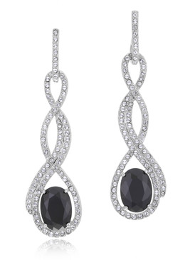 Adriana's Crystal Drop Earrings 21206