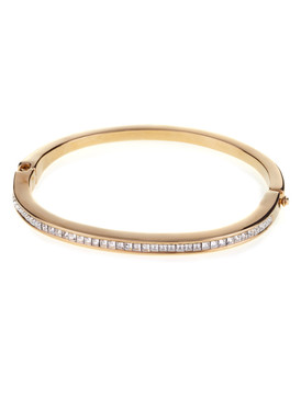 Hailey's Crystal Bangle 70138
