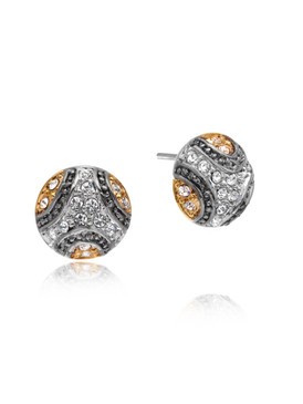 Pave Crystal Ball Earrings, Wholesale Fine Fashion Jewelry & Prom Accessories | Shop JGI Jewelry