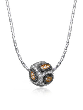 Pave Crystal Ball Pendant, Wholesale Fine Fashion Jewelry & Prom Accessories | Shop JGI Jewelry