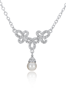 Everlasting Elegance Pearl Necklace 450350