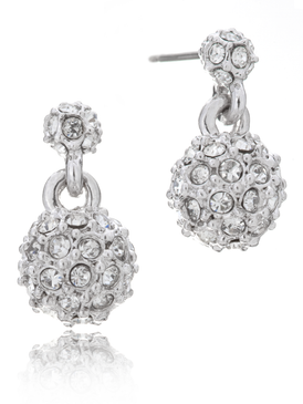 Wholesale CZ Earring, 21489