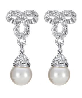 Everlasting Elegance Pearl Earring 430350