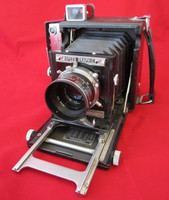 Graflex Speed Graphic 2-1/4 x 3-1/4 Camera