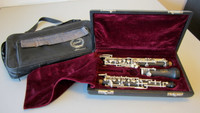 Nobel MISTRAL Oboe Conservatory System w/Low Bb Left-Hand F Resonance Key +Case