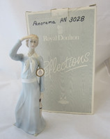 Royal Doulton Figurine Reflections PANORAMA HN3028 w/Tag & Box