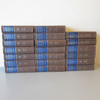 Complete 20 Vol HC New Grove Dictionary of Music and Musicians Sadie 1980