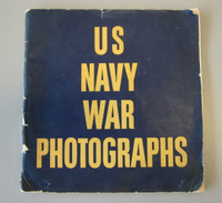 Vintage US Navy War Photographs Book Edward Steichen US Camera NY