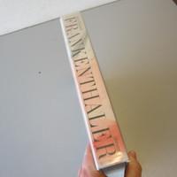 Frankenthaler Hardcover Book by John Elderfield Harry N. Abrams