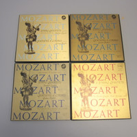 4 Vox LP Sets Mozart String Quintets by Barchet Quartet VBX 3 12 13 14 EUC