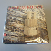 Anselm Kiefer Guggenheim Bilbao Germano Celant in English Hardcover w/DJ Rare!