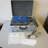 Intra-Corp IntraCorp Quadra Band QB-8000 Laser Alignment System w/Case