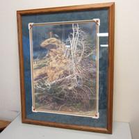 Ltd. Ed. Print Bev Doolittle PRAYER FOR THE WILD THINGS #52,981/65,000 Framed