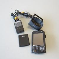Motorola Symbol MC50 MC5040 Handheld Barcode Scanner w/Charger & Extra Battery