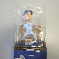 New Kerry Wood Chicago Cubs SGA Bobblehead Wrigley Field 100 # 9 OF 10 8/22/14
