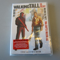 New Walking Tall Trilogy DVD 3-Disc Collector's Edition Part 1 2 Final Chapter