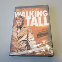 Walking Tall Complete Series DVD 7-Episode 2-Disc Set Buford Pusser Bo Svenson