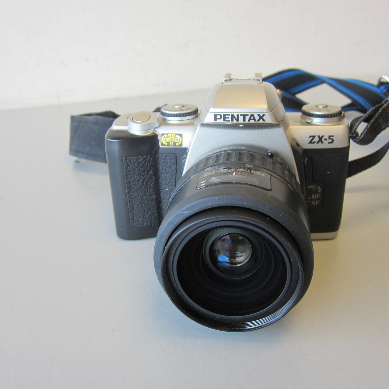 pentax zx 5 35mm film camera w data back smc fa 28 70mm f 4 fl zoom rh encoreonlineresale com pentax zx-5 manual Pentax ZX- 7