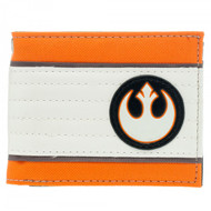 Starwars Rebel Alliance Bi-Fold - Orange