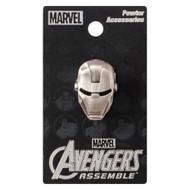 Pin - Iron Man Face