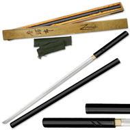 Black Zatoichi Hand Forged Sword