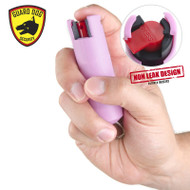 Hard Case Pepper Spray (PINK)