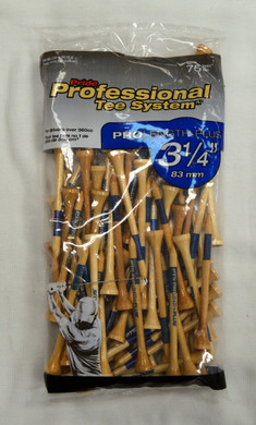 "Pride Professional Tee ProLength Plus 3 1/4"" - Natural"