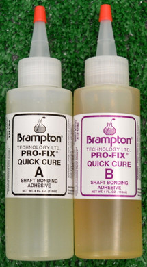 Brampton Pro-Fix 8 oz. Quick Cure Shaft Bonding Adhesive