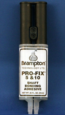 Brampton Pro-Fix 5 & 10 Rapid Cure Bonding Adhesive