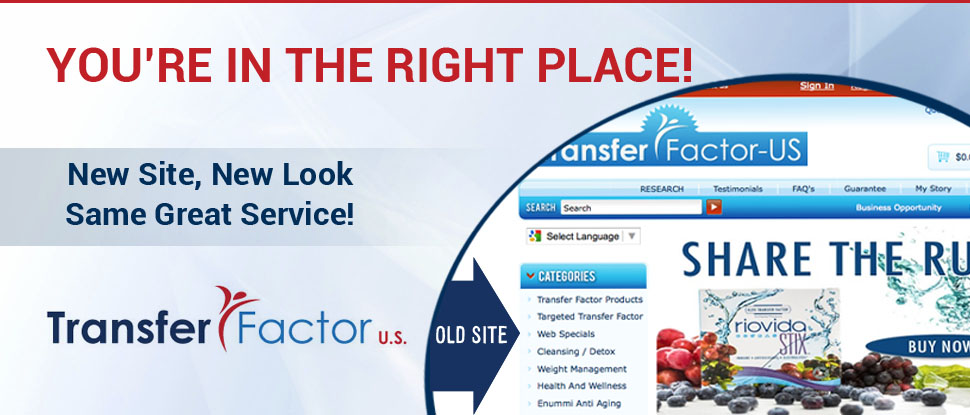 TransferFactorUS.com Home