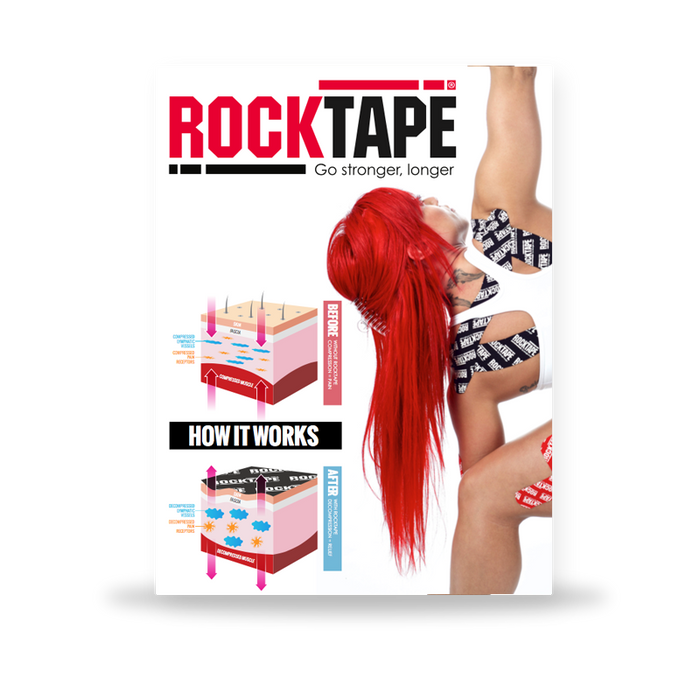 AMP RockTape Posters