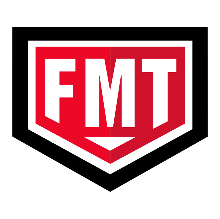 FMT - January 27 28, 2018 -Seneca Falls, NY - FMT Basic/FMT Performance